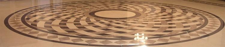 006 Архитектурное панно из плит керамогранита